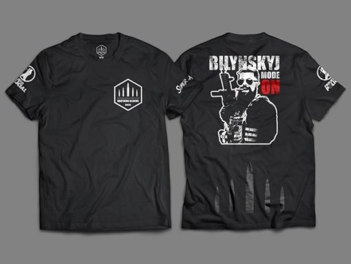 "Camiseta Unisex ""Bilynskyj Mode On"""