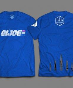 Camiseta Azul G.I. Joe