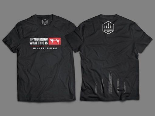 Camiseta Unisex Glock Trigger