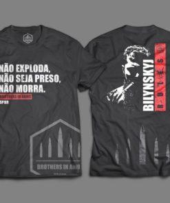 "Camiseta Unisex ""BILYNSKYJ RULES"""