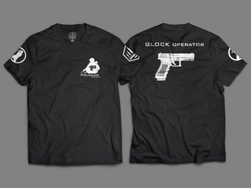Camiseta Unisex Polenar Glock Operator
