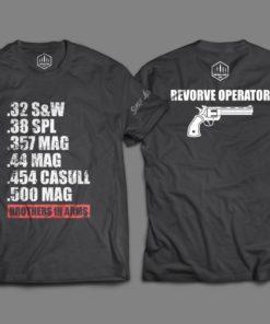 "Camiseta Unisex ""Revorve Operator"""